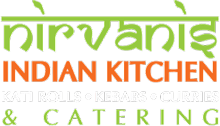 Nirvanis Indian Kitchen Logo